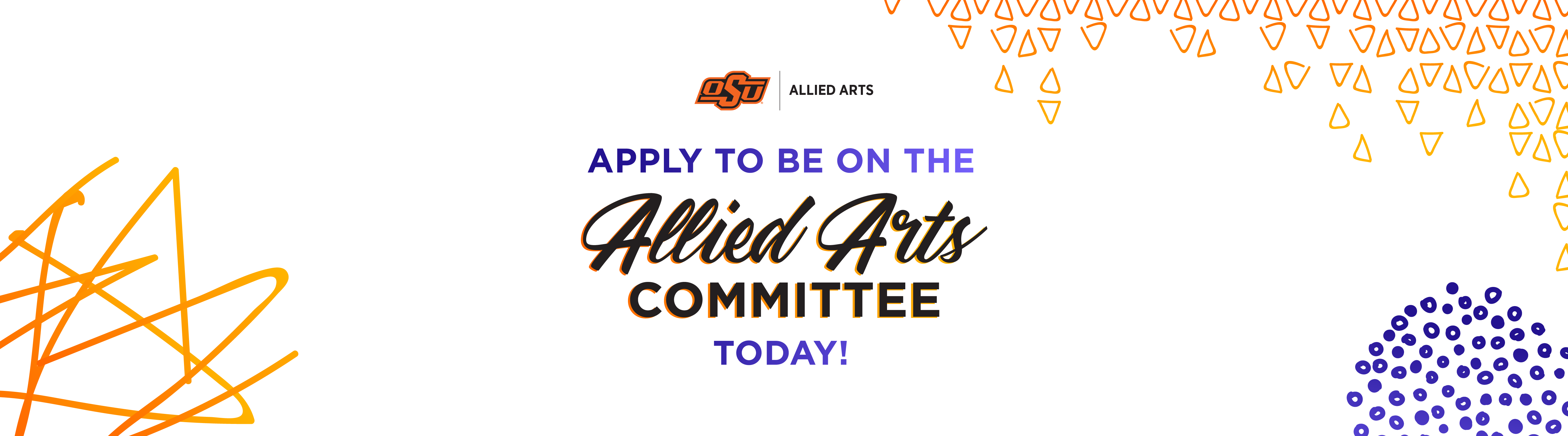 Join Allied Arts Committee today!